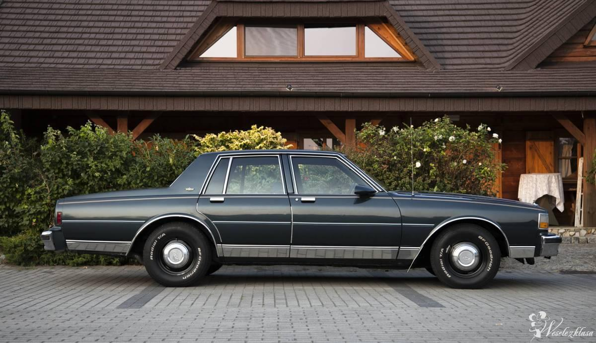 Chevrolet Caprice - klasyczne V8 do ślubu Made in U.S.A, Zielona Góra - zdjęcie 1
