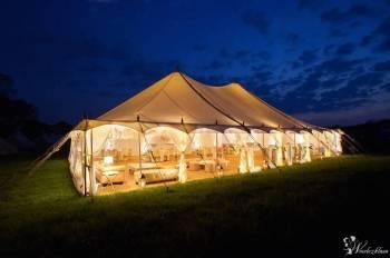 Wynajem namiotów Tentrum- namioty na ślub, wesele, imprezy w plenerze, Wypożyczalnia namiotów Skórcz