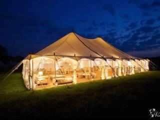 Wynajem namiotów Tentrum- namioty na ślub, wesele, imprezy w plenerze,  Rumia