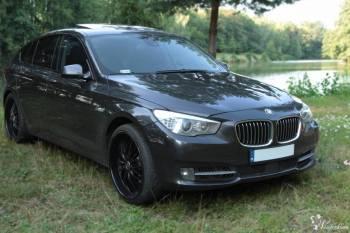 BMW 5GT, Samochód, auto do ślubu, limuzyna Głogówek