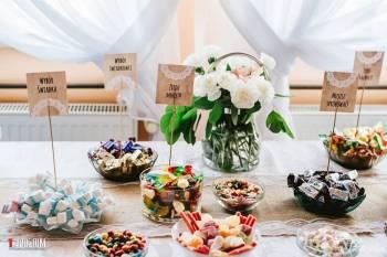 Razem lepiej - ślub i wesele od A do Z - słodki stół, Słodki kącik na weselu Działoszyn