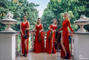 4te Quartet - profesjonalna oprawa muzyczna ślubu., Oprawa muzyczna ślubu Bytom Odrzański