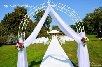 Kompleksowa organizacja uroczystości/asortyment plenerowy+DekoracjaSal, Wedding planner Radomsko