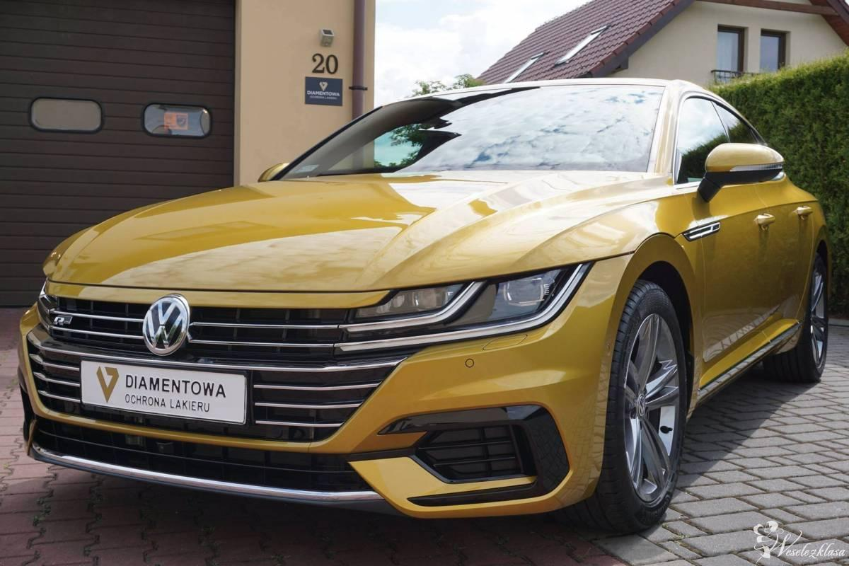 VW Arteon, wynajem nowoczesnego samochodu na wesele, Kraków - zdjęcie 1