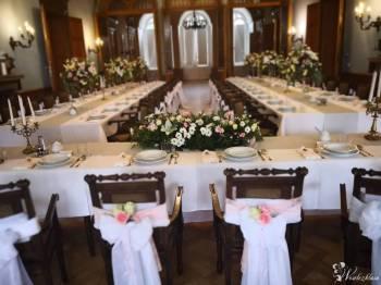 dekoracje, aranżacje, florystyka, organizacja, Dekoracje ślubne Sieraków