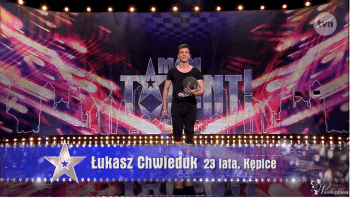Półfinalista Mam Talent, Spektakl Football Freestyle - Łukasz Chwieduk, Unikatowe atrakcje Łeba
