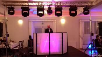 DJ/Wodzirej / LED / Ciężki dym / Oświetlenie+Nagłośnienie/, DJ na wesele Chełmek