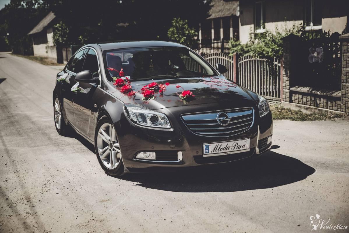 Limuzyna Auto do ŚLUBU Insignia EXCLUSIV, Kielce - zdjęcie 1