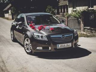 Limuzyna Auto do ŚLUBU Insignia EXCLUSIV,  Kielce