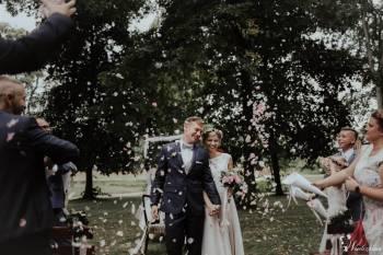 Film + Foto + Dron | 4k Full HD | Nowoczesny film tylko od ARÓŻE, Kamerzysta na wesele Sulmierzyce