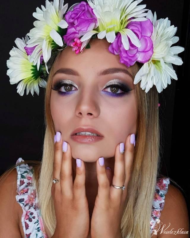 Makijaż ślubny, fotograficzny, okazjonalny. Zapraszam, Siemianiowice Śląskie - zdjęcie 1