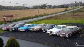 wynajem do wesel zabytkowe usa garbus lImuzyna vip LINCOLN CADILLAC, Samochód, auto do ślubu, limuzyna Wodzisław Śląski