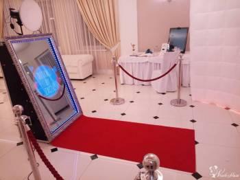 Magiczne Fotolustro 60 cali + dmuchana ścianka LED - promocja!, Fotobudka, videobudka na wesele Włoszczowa