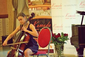 Oliwia Dembińska - wiolonczela, Oprawa muzyczna ślubu Malanów
