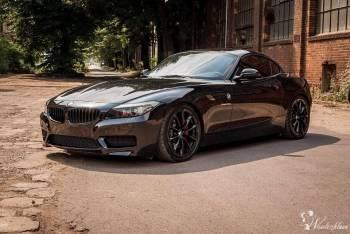 BMW Z4 BLACK Ślub UNIKAT !, Samochód, auto do ślubu, limuzyna Żarów
