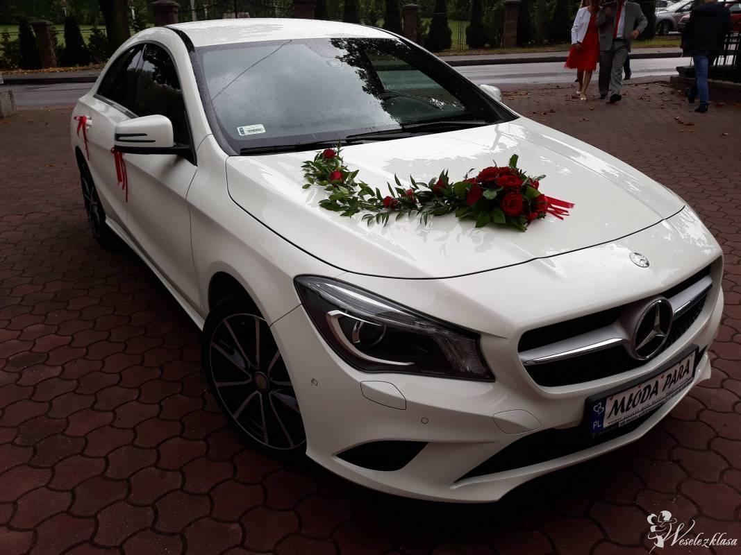 Mercedes CLA 160 Biały i Piękny :D 500 zł, Kraków - zdjęcie 1