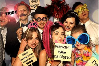 ENJOY Fotobudka- na Twoje wesele!, Fotobudka, videobudka na wesele Alwernia