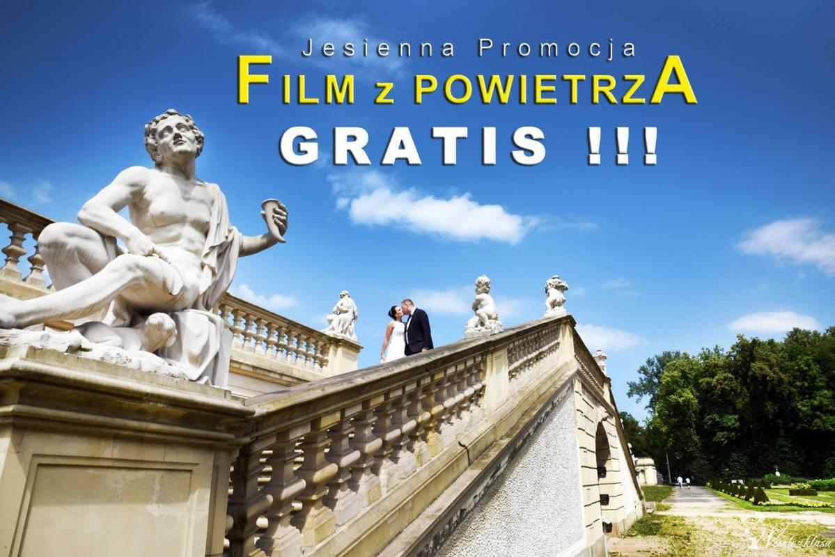 Jesienna Promocja Film z Powietrza GRATIS !!!, Lublin - zdjęcie 1