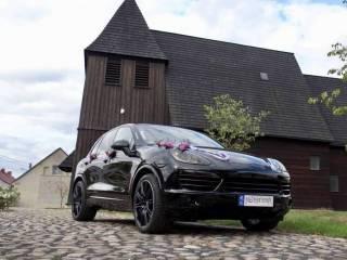 Samochód do ślubu Porsche Cayenne, Porsche 911!,  Zielona Góra