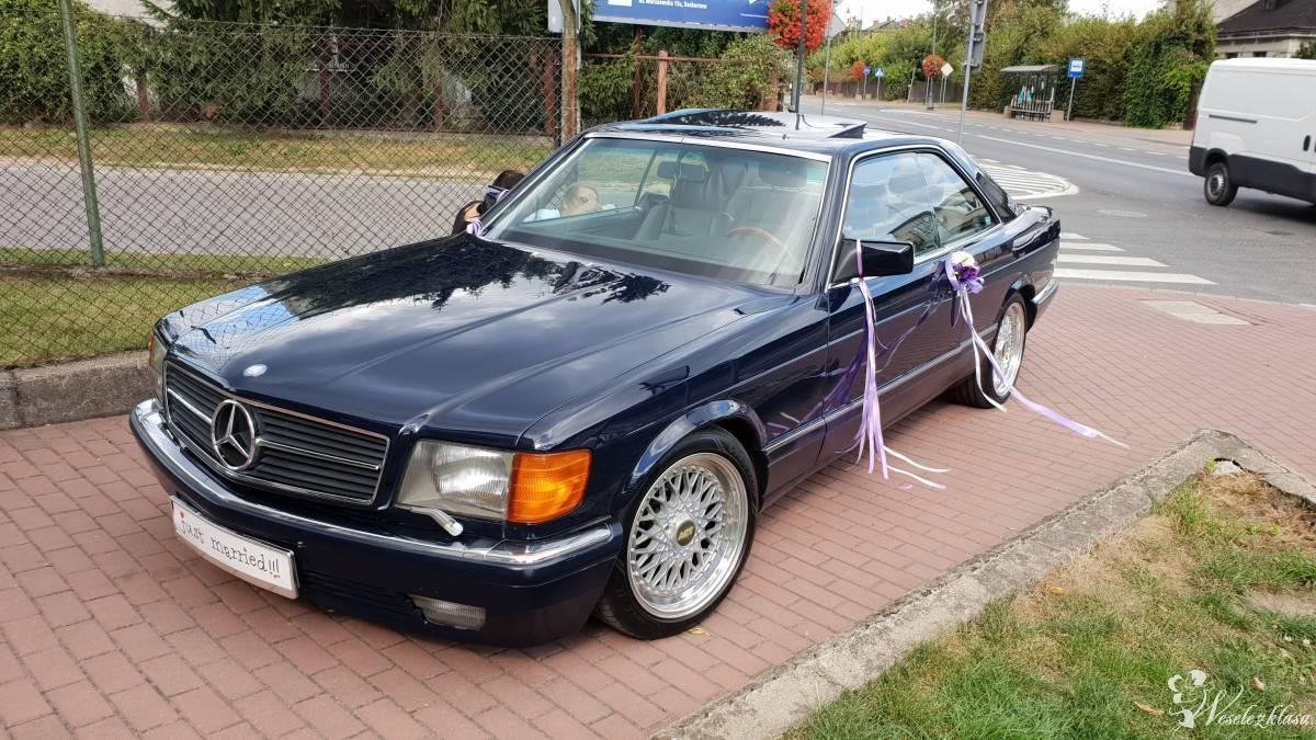 Mercedes 560SEC , Płock - zdjęcie 1