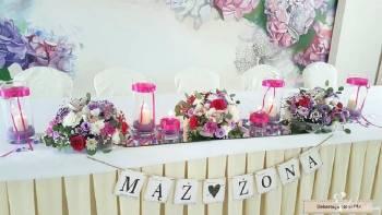 Dekoracje na Ślub i Wesele, plener -  Pracownia Artystyczna KAJA, Kwiaciarnia, bukiety ślubne Puławy