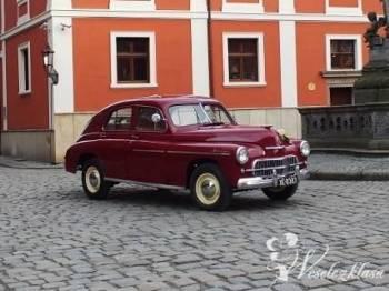 *Warszawa* M20 do ślubu Retroklimaty, Samochód, auto do ślubu, limuzyna Wrocław
