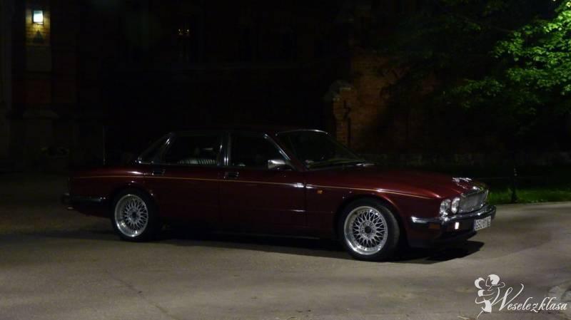 Jaguar XJ do ślubu imprezy wynajem MEGA! Malopolsk, Nowy Sącz - zdjęcie 1