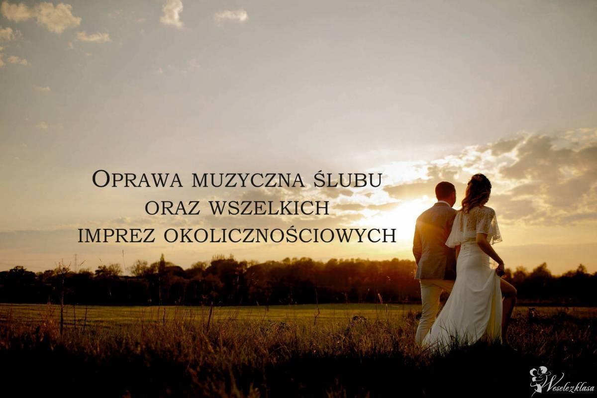 Alicja Janson - Oprawa muzyczna ślubu, śpiew, organy, gitara, Myślibórz - zdjęcie 1