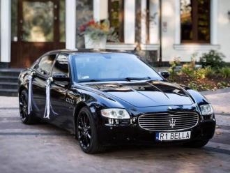 Maserati Quattroporte,  Sanok