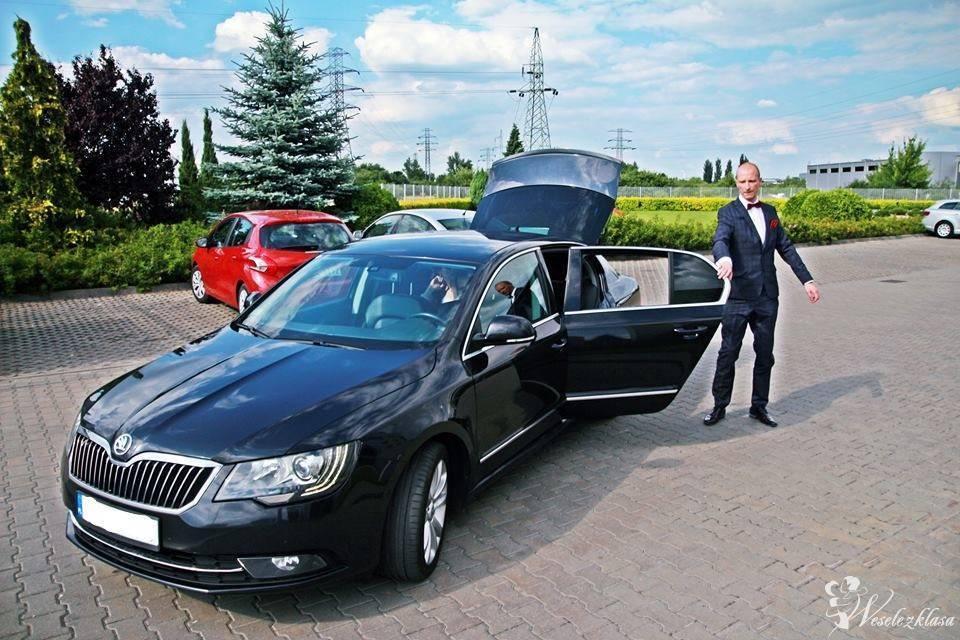 Przewóz osób,wesela,ślub, skoda superb, Włocławek - zdjęcie 1