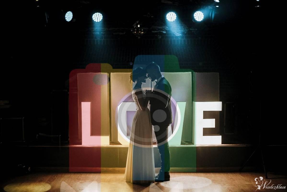 Świecący napis LOVE, Nowy Sącz - zdjęcie 1