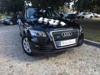 Audi Q5 do ślubu, Samochód, auto do ślubu, limuzyna Słupsk