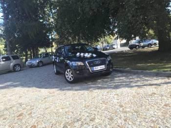 Audi Q5 do ślubu, Samochód, auto do ślubu, limuzyna Starogard Gdański