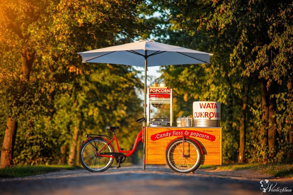 Candy Bike Wata Cukrowa & Popcorn, Wrocław - zdjęcie 1