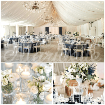 Dekoracje Maridelle ślub,wesele,imprezy okolicznościowe,eventy firmowe, Dekoracje ślubne Karczew