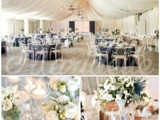 Dekoracje Maridelle ślub,wesele,imprezy okolicznościowe,eventy firmowe, Dekoracje ślubne Łosice