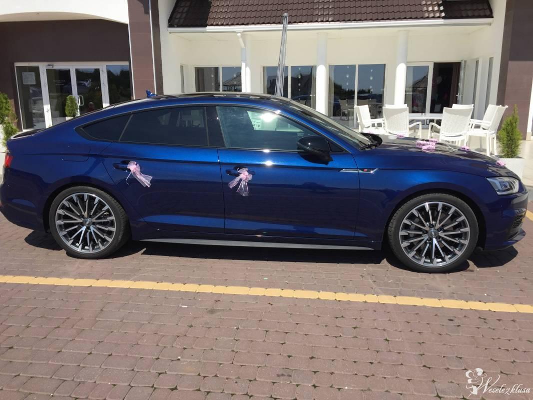 Samochody na wesele Audi A5, Fiat Freemont Black Code, Gdańsk - zdjęcie 1