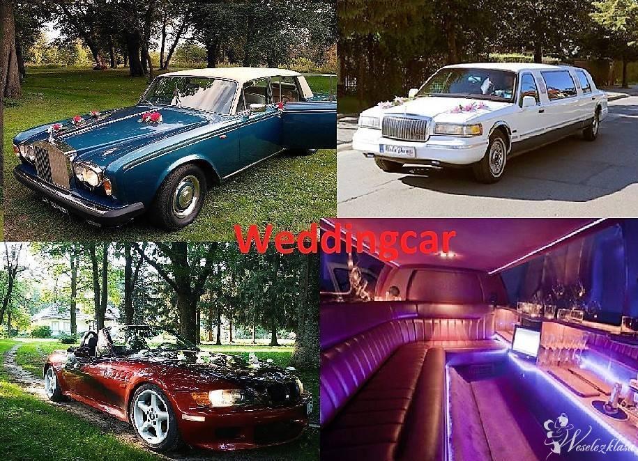 Auta do Ślubu już od 500 zł: Lincoln, Rolls Royce, BMW Z3, Jaguar xj, Ryki - zdjęcie 1