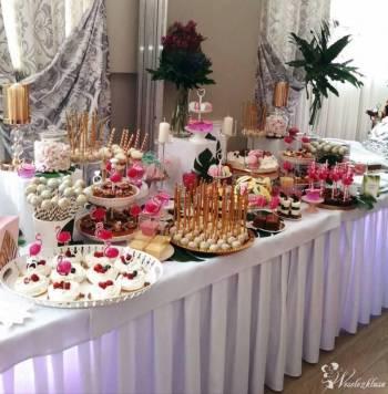 Pracownia Tortów Artystycznych Sweet Cake, Tort weselny Głowno