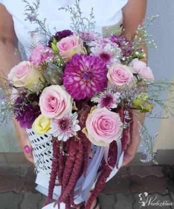 Kwiaciarnia Molucella, Kwiaciarnia, bukiety ślubne Stawiszyn