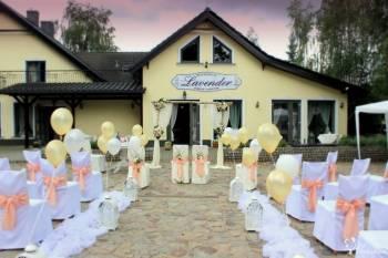 Lavender, Sale weselne Szlichtyngowa