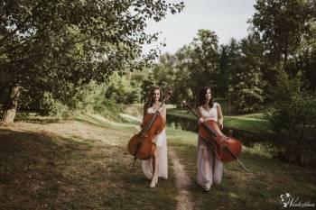 CELLISSIMO duet wiolonczelowy na Twój ślub, Oprawa muzyczna ślubu Przasnysz