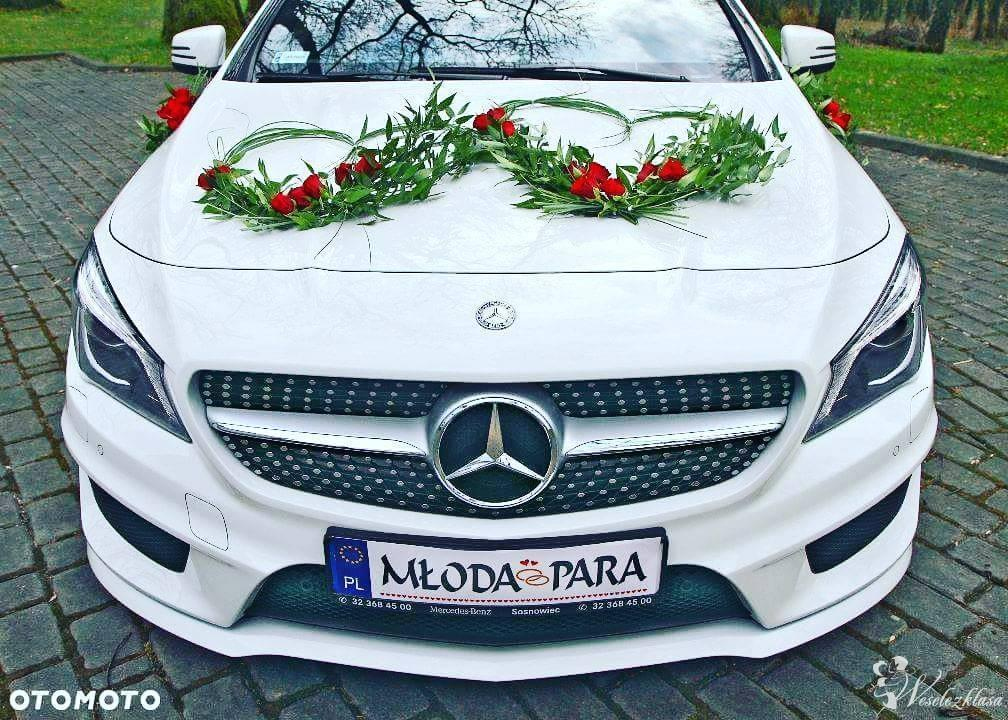 Mercedes do ślubu,  nowy 2018, Mikołów - zdjęcie 1
