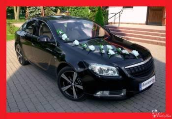 300zł Auto, samochód, limuzyna DO ŚLUBU, Insignia, Samochód, auto do ślubu, limuzyna Krasnobród