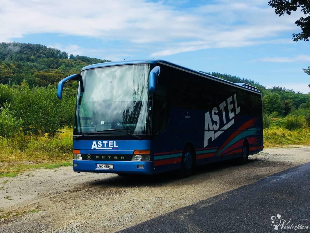 ASTEL Travel - wynajem busów, autokarów, autobusów, Wrocław - zdjęcie 1