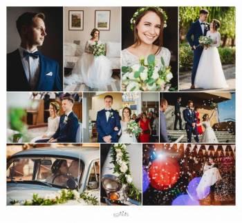 Koprasfoto - duet fotografów w jednej cenie, Fotograf ślubny, fotografia ślubna Margonin