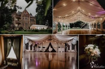 Pałac Żeleńskich, Sale weselne Grodkowice