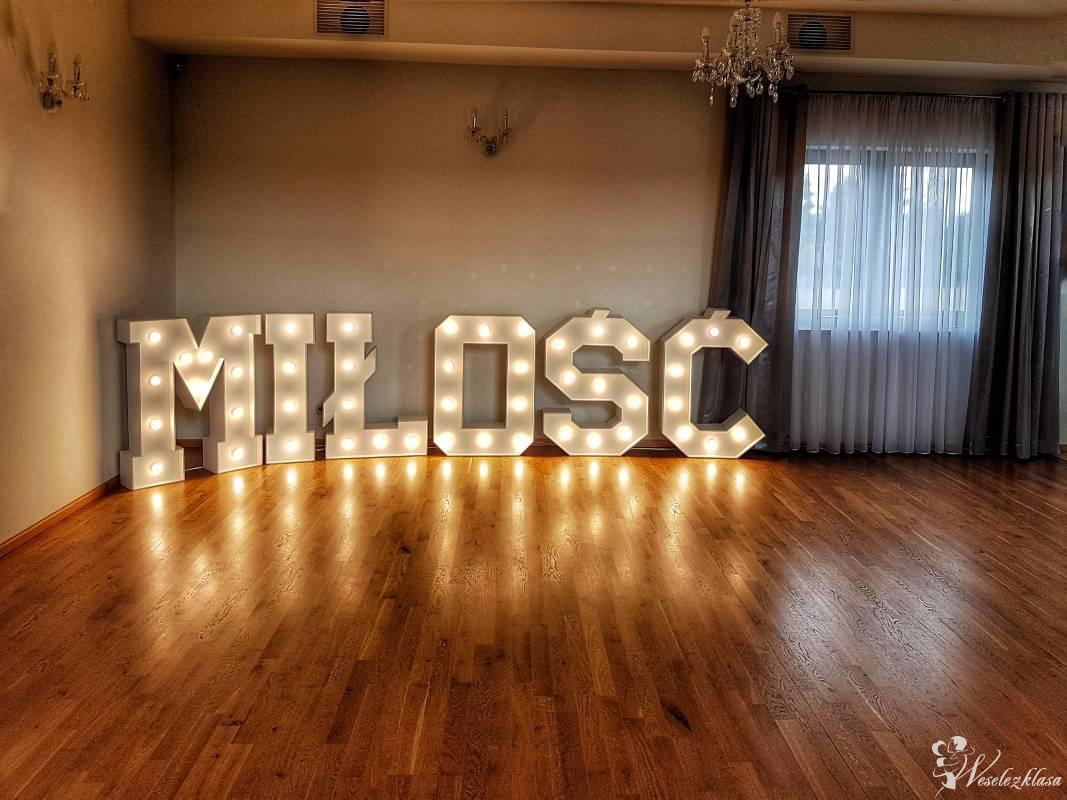 MIŁOŚĆ LOVE wielkie napisy na wesele !!! zamów już dziś, Chrzanów - zdjęcie 1