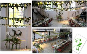 EcoArtostino - dekoracje ślubne. Dekoracja sal. Dekoracja Kościoła, Dekoracje ślubne Ustroń