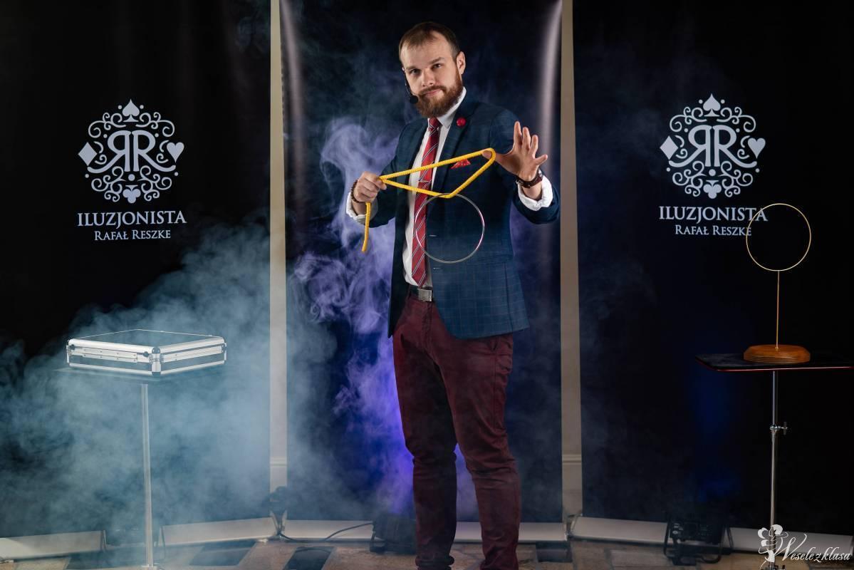 Iluzjonista Rafał Reszke -magia i humor dla Ciebie, Wejherowo - zdjęcie 1
